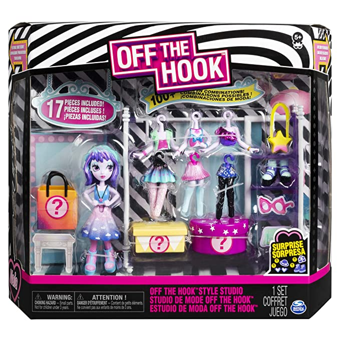 Amazon.com: Off the Hook Style Studio: Toys & Games