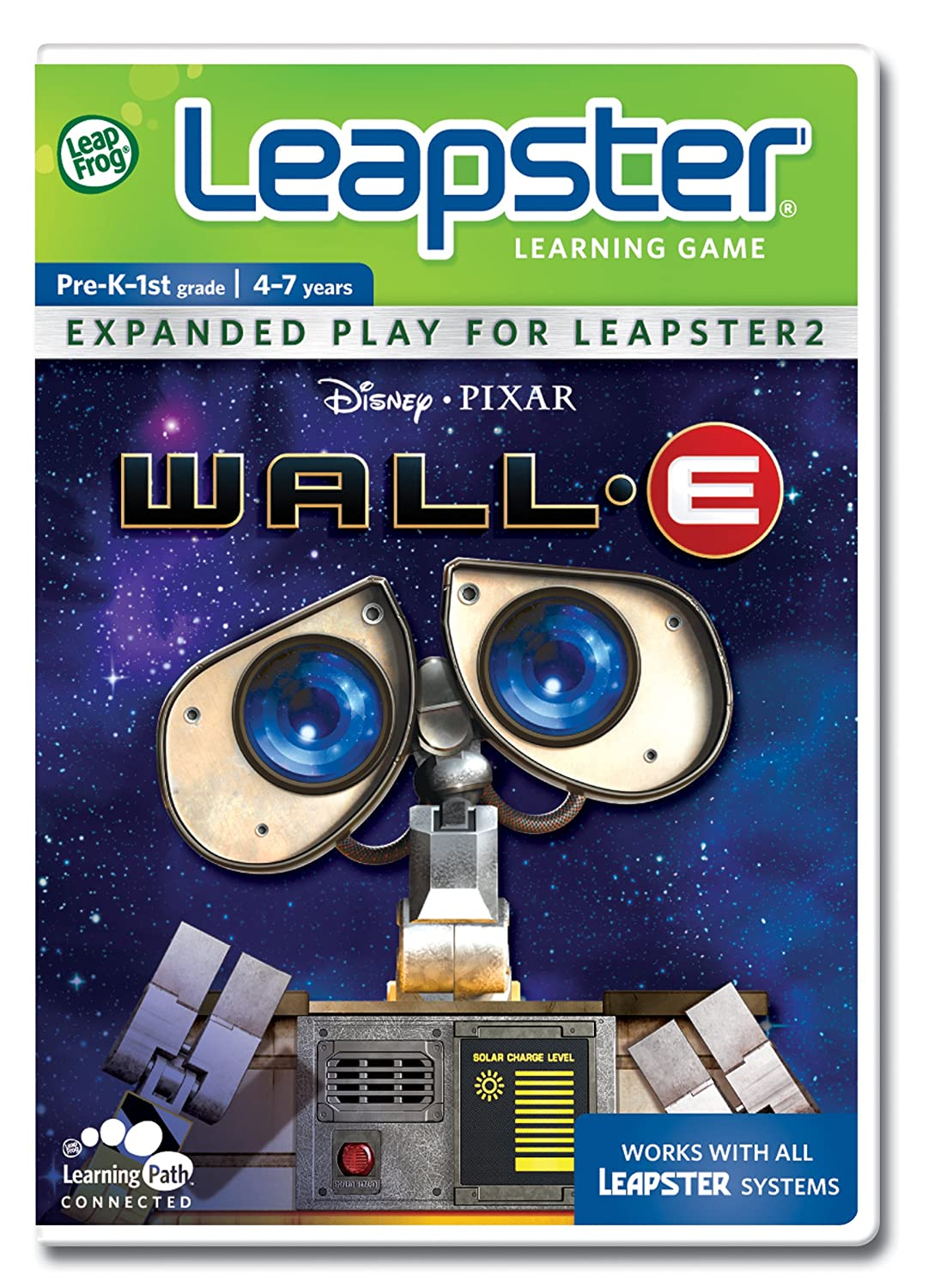 LeapFrog Leapster Game: Wall-E 80-30708E All_Other Electronics Toys Educational