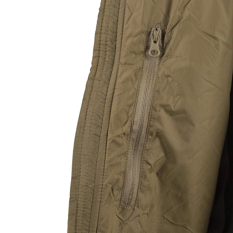 HELIKON tex wolfhound light Insulate Jacket nylon outdoor chaqueta-Black negro