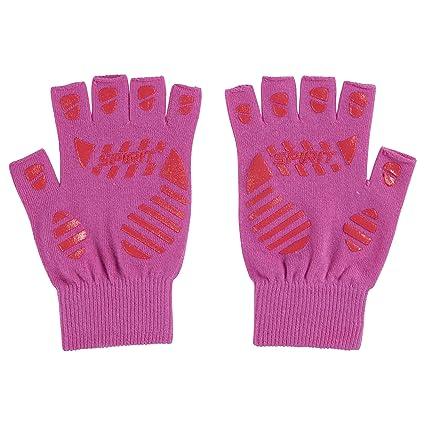 Amazon.com : Spirit TCR Yoga Gloves, Pink : Sports & Outdoors