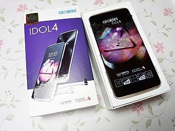 Alcatel 6055 K Oro Idol 4 LTE Dual SIM Smartphone 13,2 cm (5,2 ...