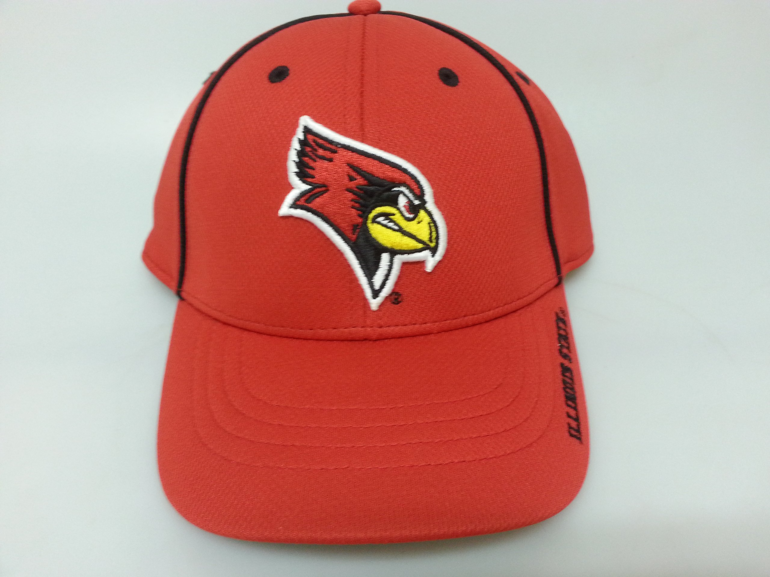 New Illinois State Redbirds Red Velcro Hat by NCAA