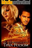 La Revoltosa de Amaury (Vampiros de Scanguards nº 2)