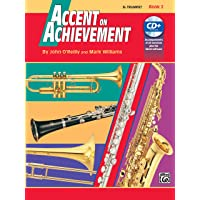 Accent on Achievement, Bk 2: B-Flat Trumpet (Book & CD)