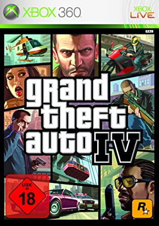 Take-Two Interactive Grand Theft Auto IV - Juego (DEU): Amazon.es: Videojuegos