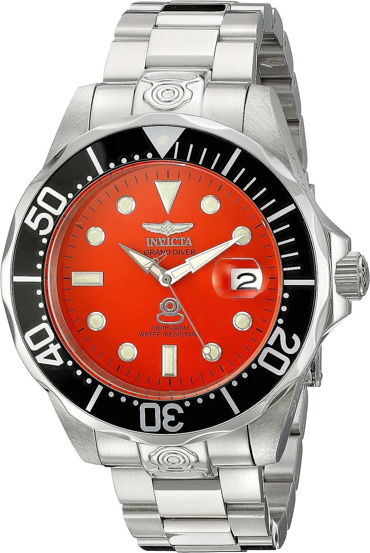 Invicta Men s 4186 Pro Diver Collection Grand Diver Automatic Watch