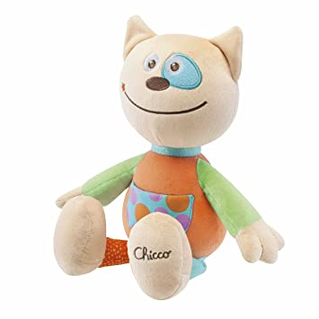 "Chicco - Peluche ""Happy Colors"", ..."