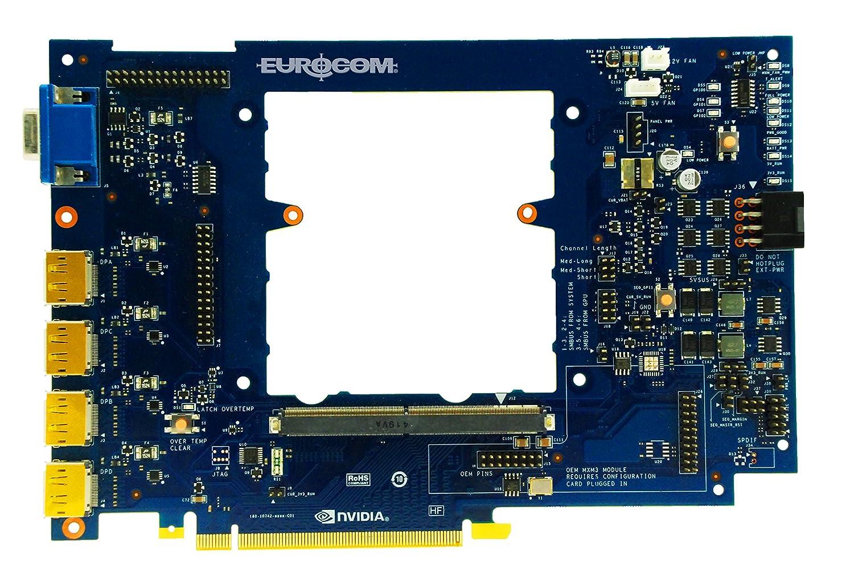 Amazon com: Eurocom MXM3 to PCIe NVidia Riser Card for MXM 3 0b
