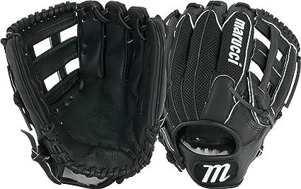 Marucci Geaux Mesh Series 11.5 Inch MFGGXM115H-GY//BK Youth Baseball Glove