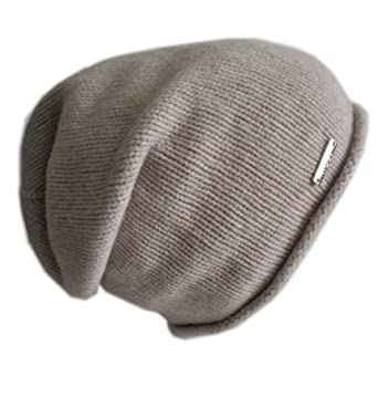 76106227096 Frost Hats Italian Cashmere Slouchy Unisex Hat CSH-742-W Beige at ...