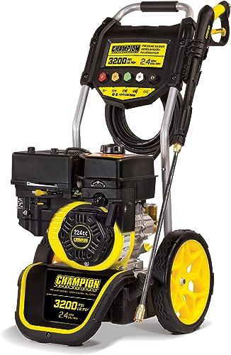 Homdox Power Washer 2600 PSI Electric Pressure Washer 1.6 GPM High Pressure Washer with Power Nozzle Gun and Spray Gun for Car, Garden, Patio