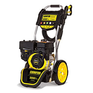 Champion Dolly-Style Gas Pressure Washer 3200-PSI