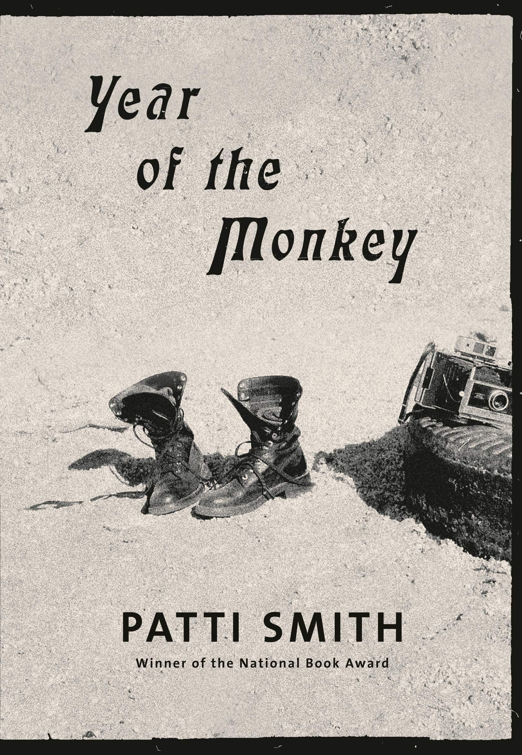 Image result for patti smith year of the monkey