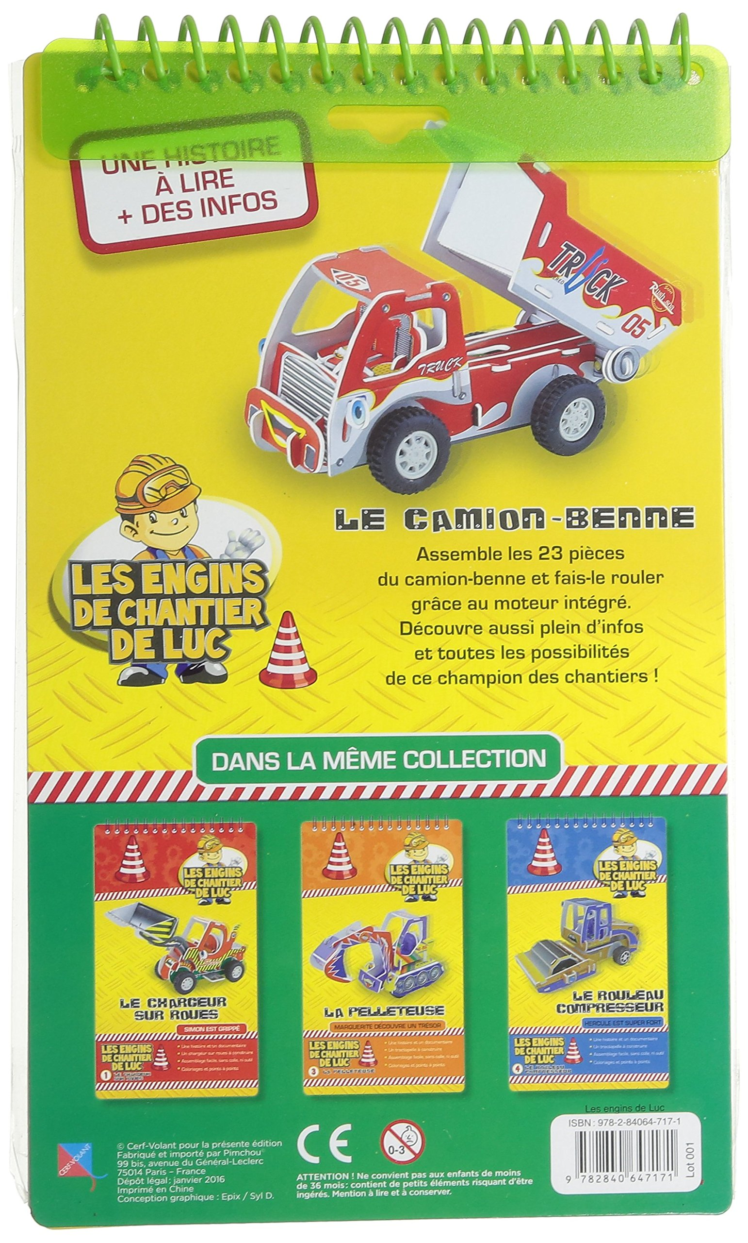 eugène camion benne 9782840647171 amazon com books
