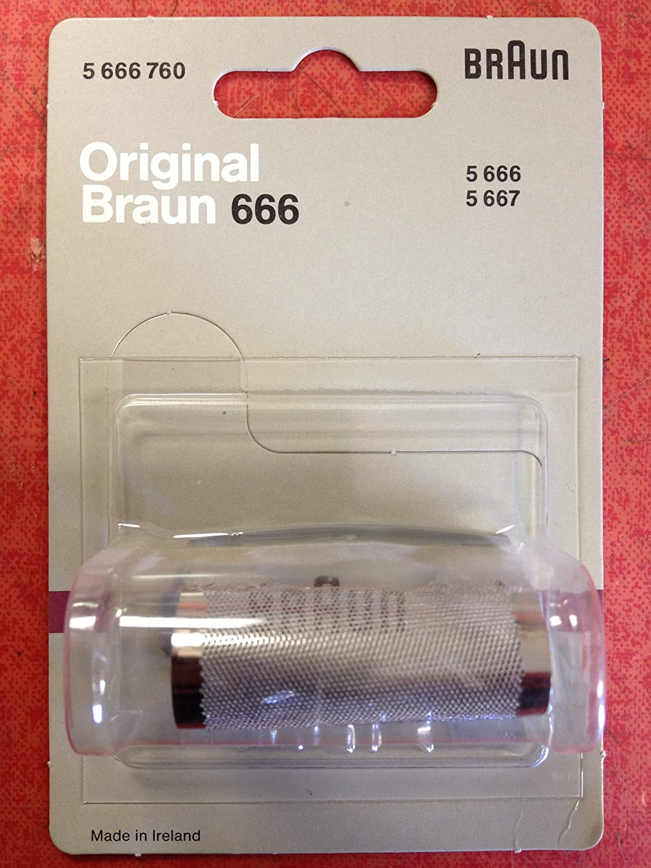 Braun Foil for Lady Compact BRAF666
