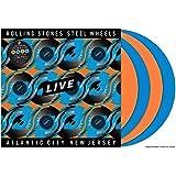 Steel Wheels Live (Live From Atlantic City, NJ, 1989) [4LP [Tangerine/Sky Blue]