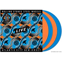 Steel Wheels Live (Vinyl)