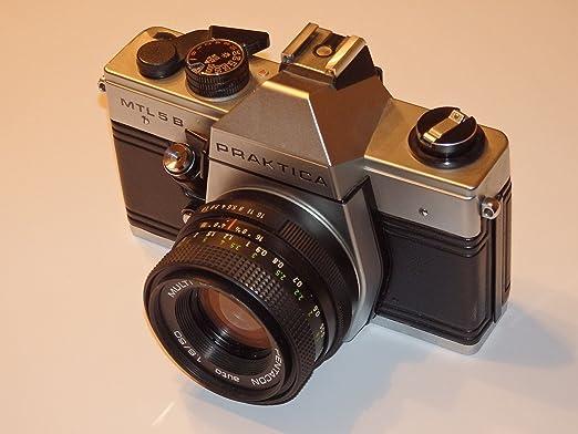 Praktica l srl mm film kamera körper nur ebay