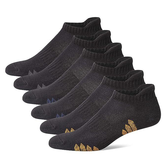 : u&i Calcetines deportivos de algodón para