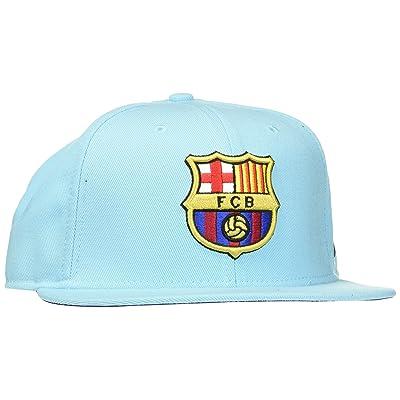 2017-2018 Barcelona Nike Core Cap (Vivid Sky)