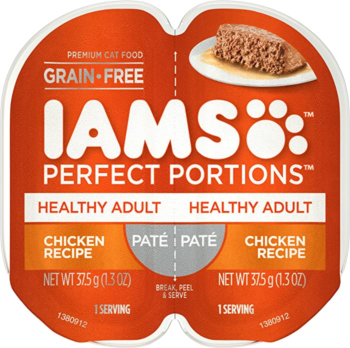 Top 9 Iams Canned Cat Food Pate