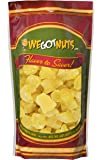 We Got Nuts Dried Pineapple Chunks | Freshly Packed Pineapple In A Perfectly Sealed Bag | Healthy Snack Full Of Vitamins, Minerals, Antioxidants, Fibers & Enzymes | Kosher Certified Dried Fruit (5lb)