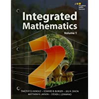 Hmh Integrated Math 2: Interactive Student Edition Volume 1 (Consumable) 2015