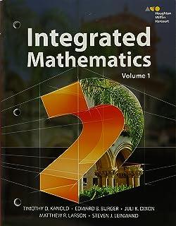 Amazon com: Integrated Math, Course 2, Student Edition