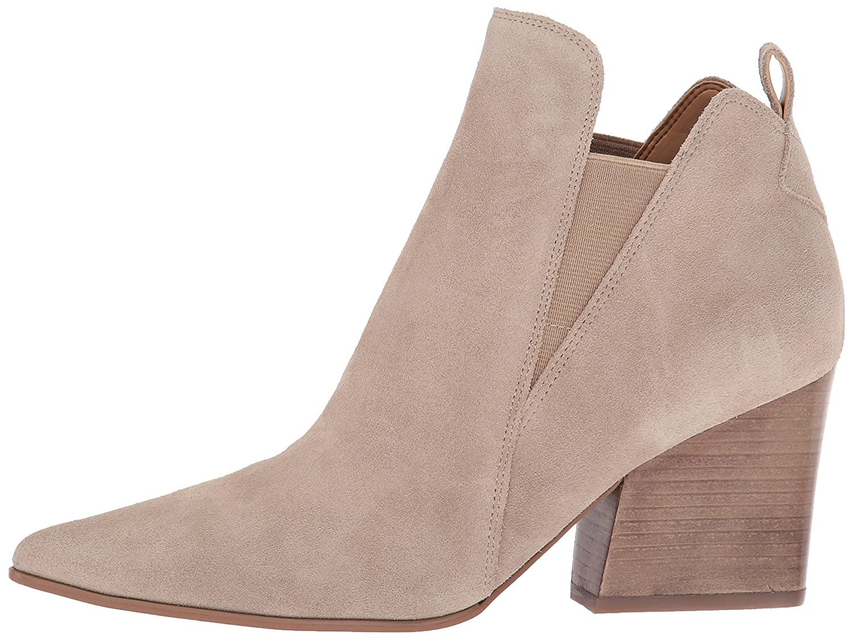 KENDALL + KYLIE Women's Fox Ankle Boot B07117HDNN 7 B(M) US Walnut