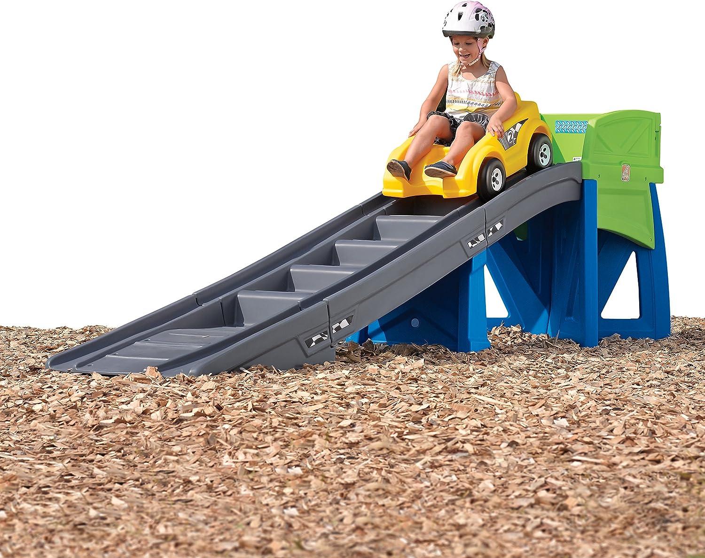 B00QYHLZ9I Step2 Extreme Roller Coaster Ride-On Playset 91lGaKIDNYL.SL1500_