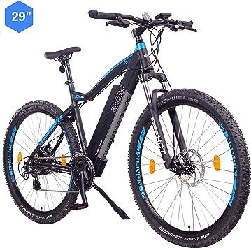 Bicicleta electrica montaña