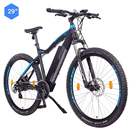 NCM Moscow Bicicletta elettrica Mountainbike 03f80d10cd5