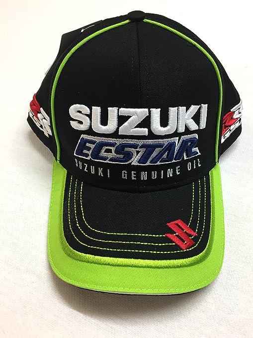 Suzuki ecstar – Gorra oficial Racing Team Suzuki moto GP GSXR