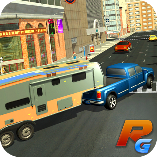 Driving Holiday Fun Game ()