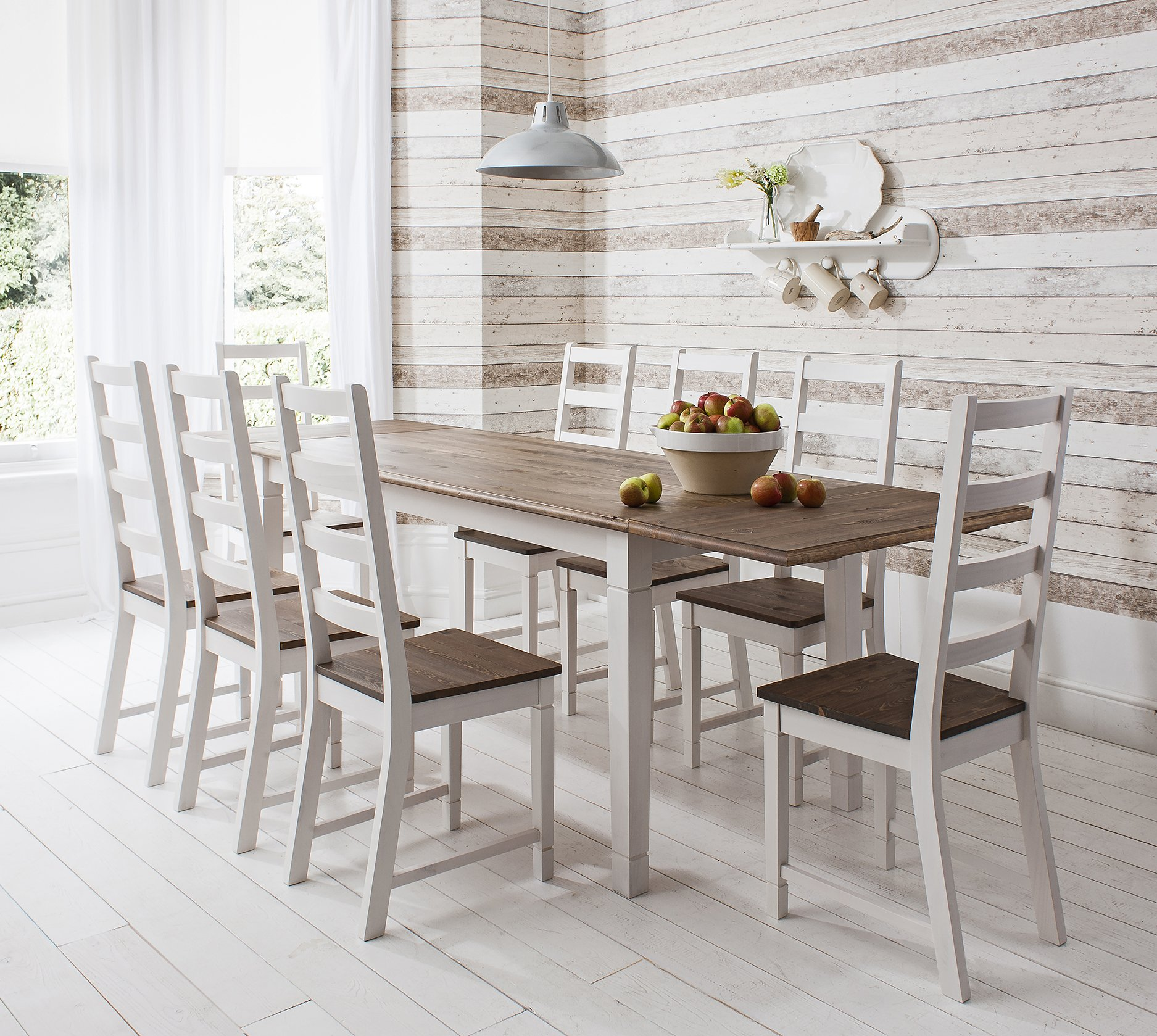 large dining table. Noa And Nani Canterbury Extending Dining Table With 2x Extensions Large