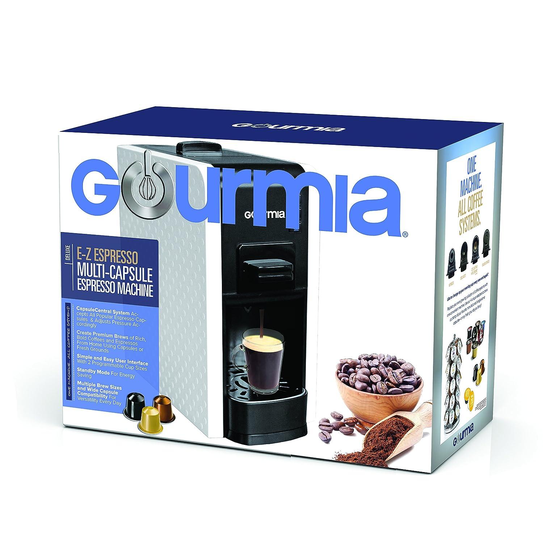 GOUR Mia gcm7000s Café cafeteras de cápsulas: Amazon.es: Hogar