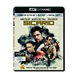 Sicario [4K Ultra HD + Blu-ray + Digital Copy]