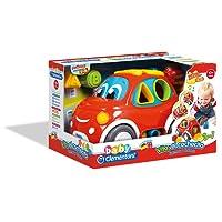 Clementoni Bambino Vito, forme e colori, giocattolo con il suono (550 456)
