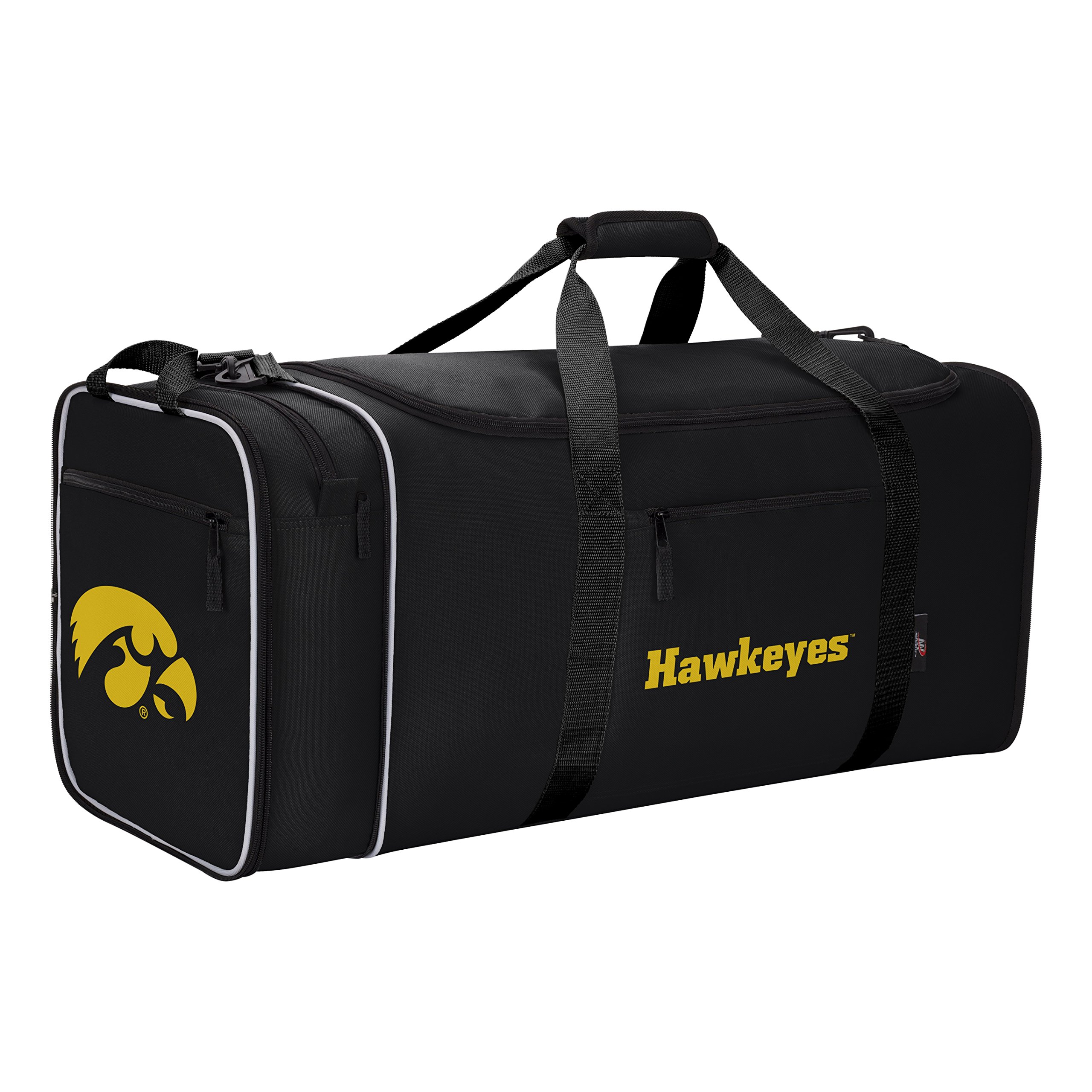 Officially Licensed NCAA Iowa Hawkeyes Steal Duffel Bag by The Northwest Company (Image #3)