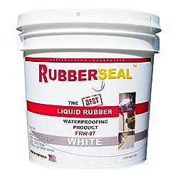 Rubberseal Liquid Waterproofing Protective Coating