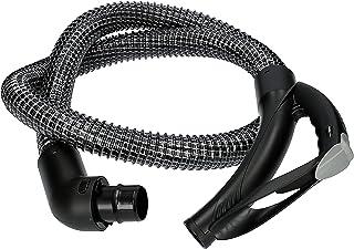 ✧WESSPER® Tubo per aspirapolvere Zelmer Typ 4000.0.M68 HQ (ø32mm [Zelmer], 200cm, argento)