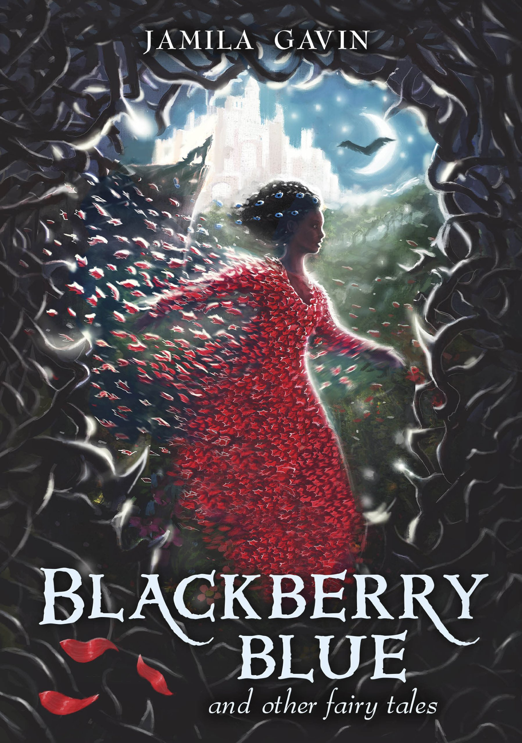 Image result for Blackberry Blue and other fairy tales - Jamila Gavin