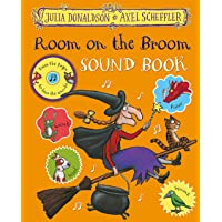 Image for Room on the Broom Sound Book