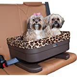 Amazon Com Pet Gear Booster Car Seat For Cats And Dogs
