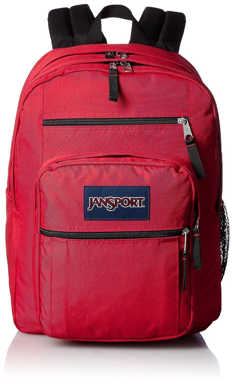 Rouge tape  JANSPORT Big Student Sac à dos - - taille unique