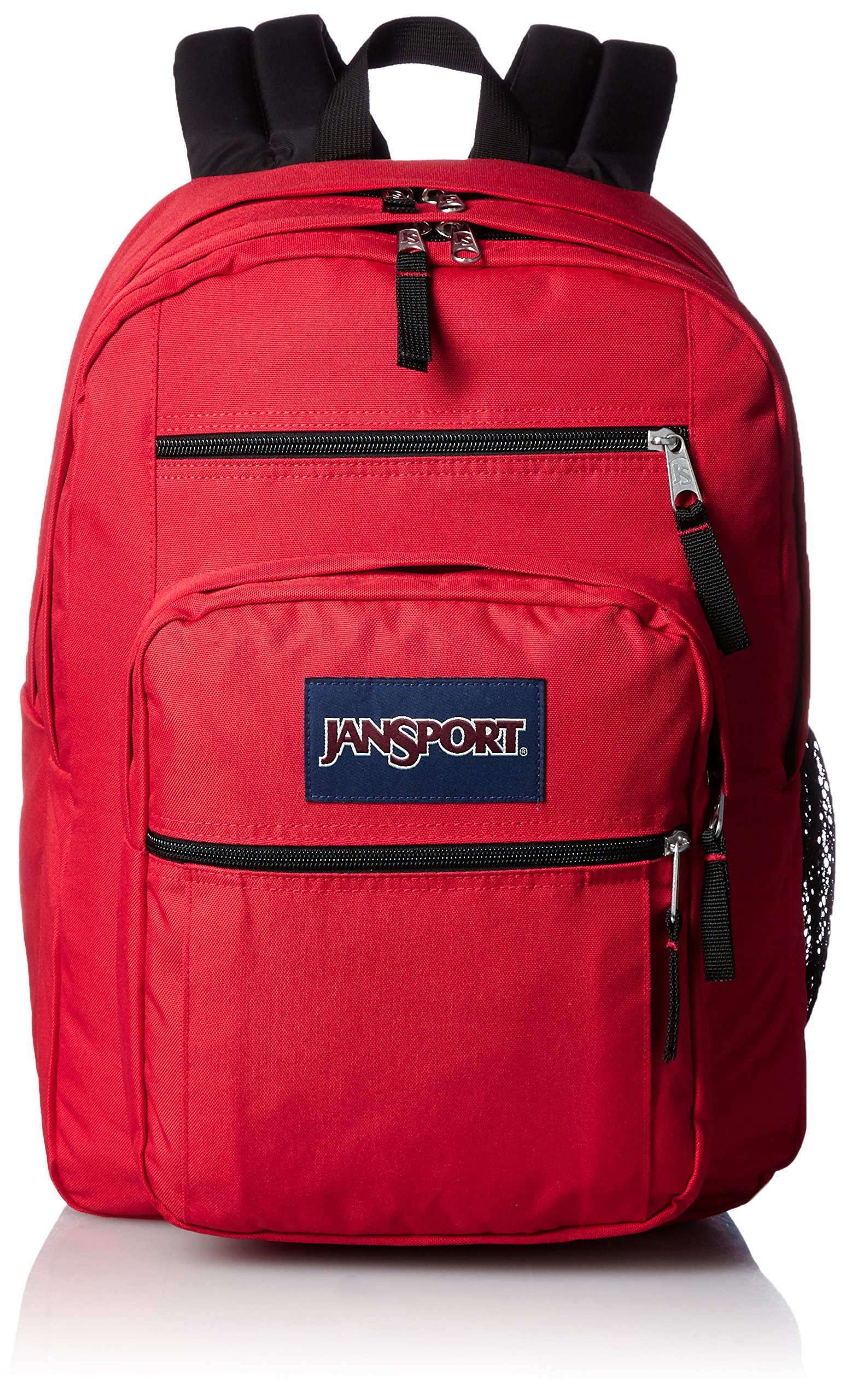 JanSport Big Student Classics Series Backpack - Red Tape