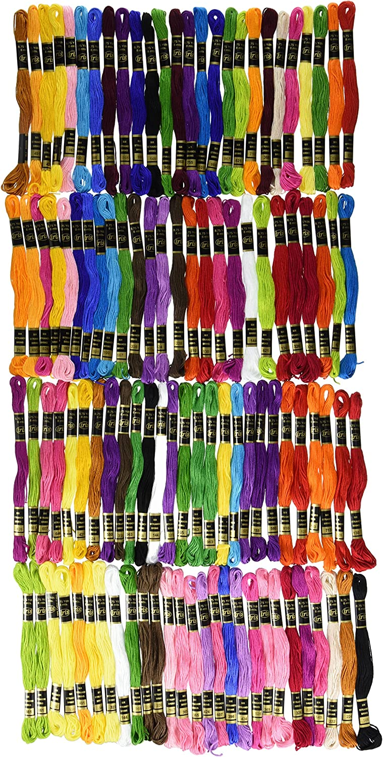 Iris 1265 1265 105-Pack Embroidery Giant Floss-Pack 8m