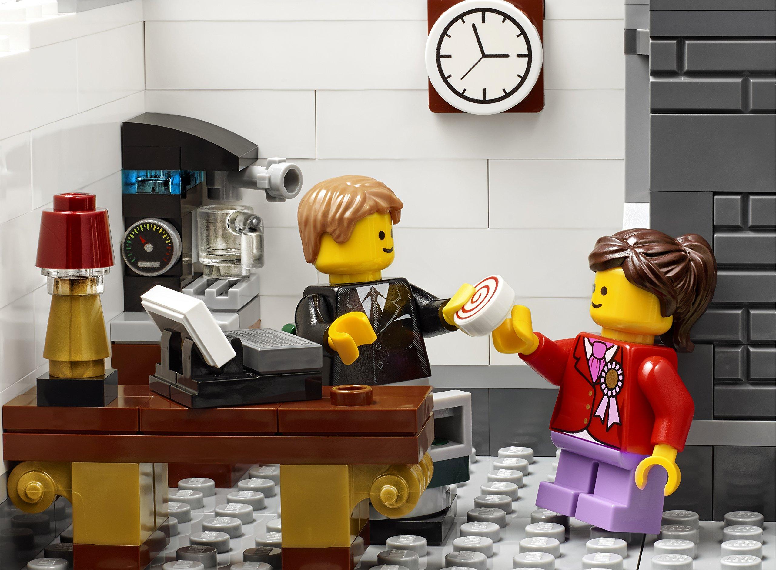 LEGO Creator Expert Brick Bank 10251 Construction Set by LEGO (Image #9)