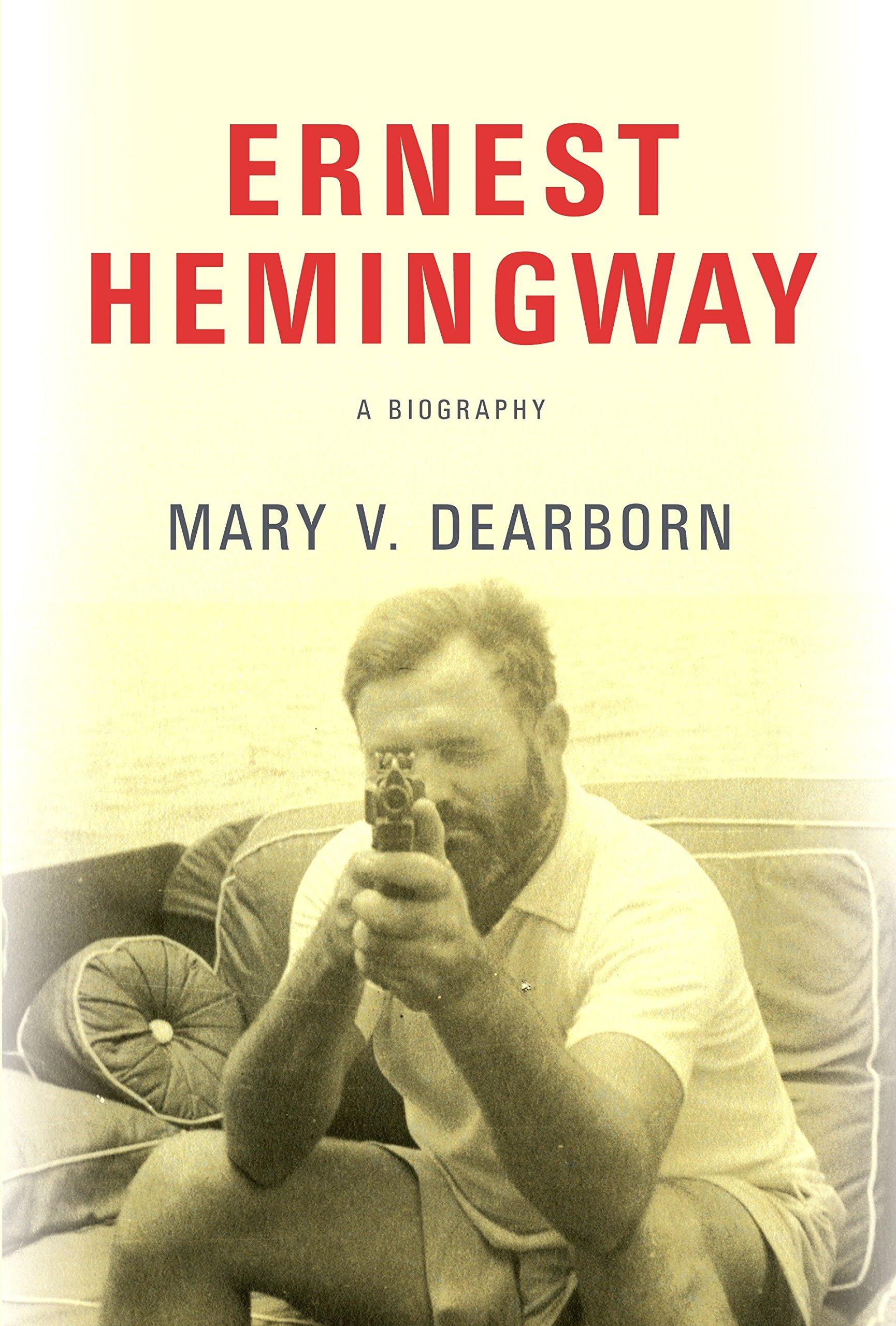 Ernest Hemingway: A Biography: Amazon.es: Mary V. Dearborn: Libros ...