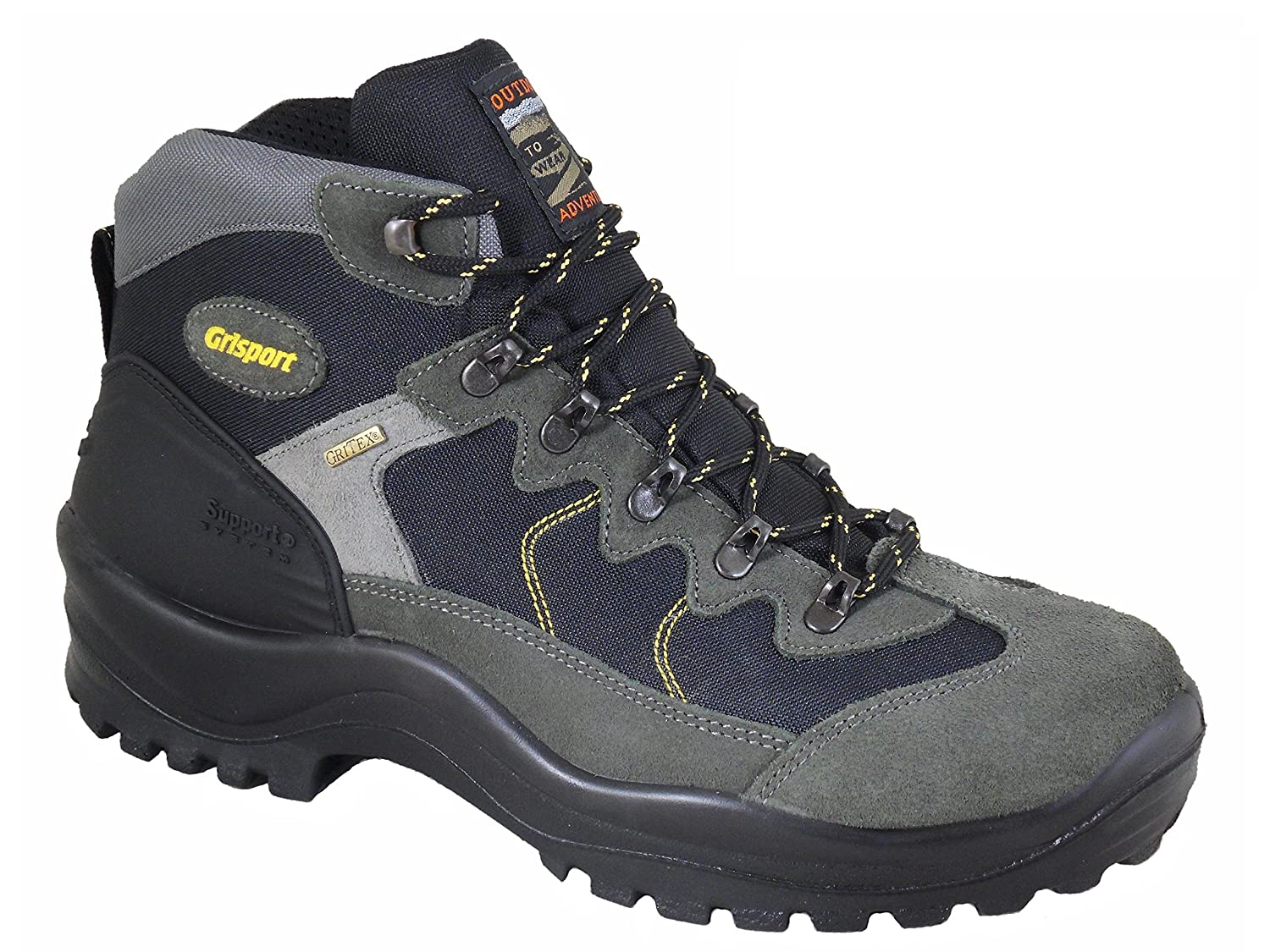 edb5740ee29 Grisport Mens Country Walker Ultra Lightweight Quality Walking Boots